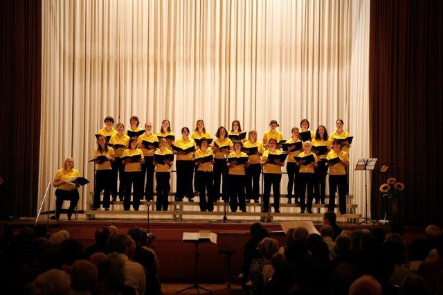 2009 - Jubiläumskonzert zum 5-jährigen Bestehen