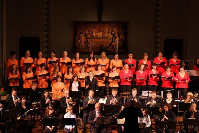 2011 - Weihnachtskonzert in der Paul-Gerhardt-Kirche